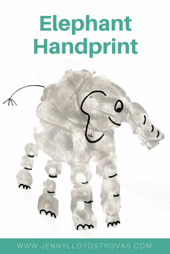 16 Animal Crafts From Handprints And Footprints Nature Matters